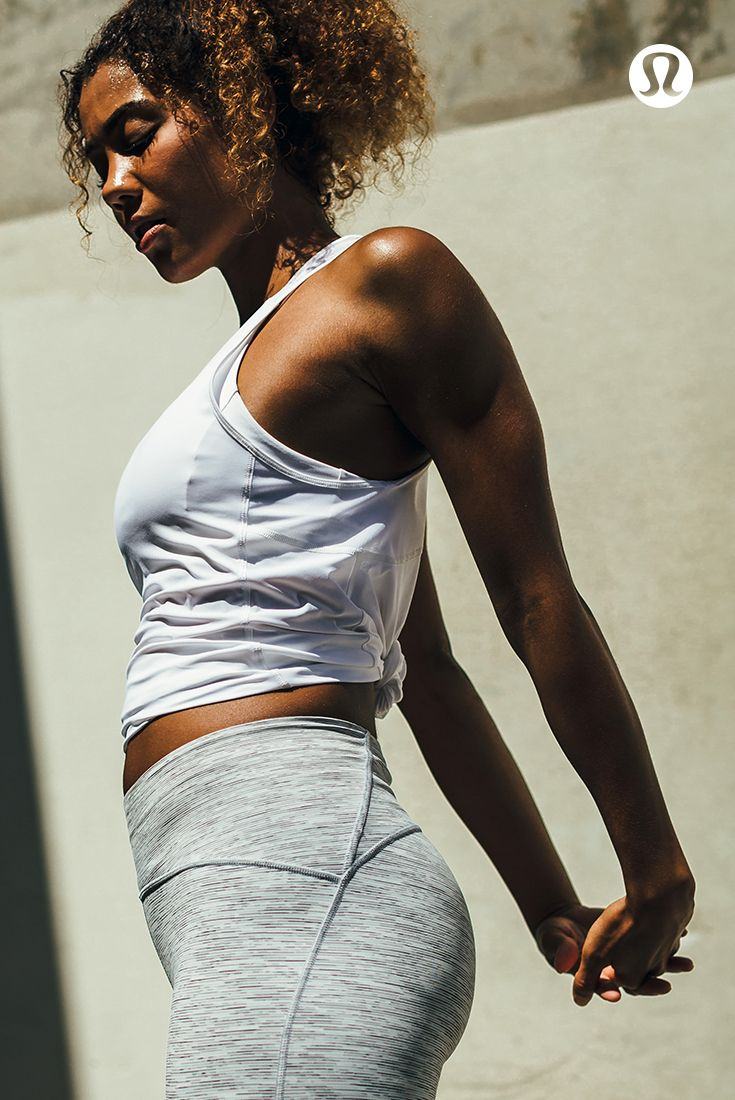 Sweat it out in gear designed to keep you cool and covered.