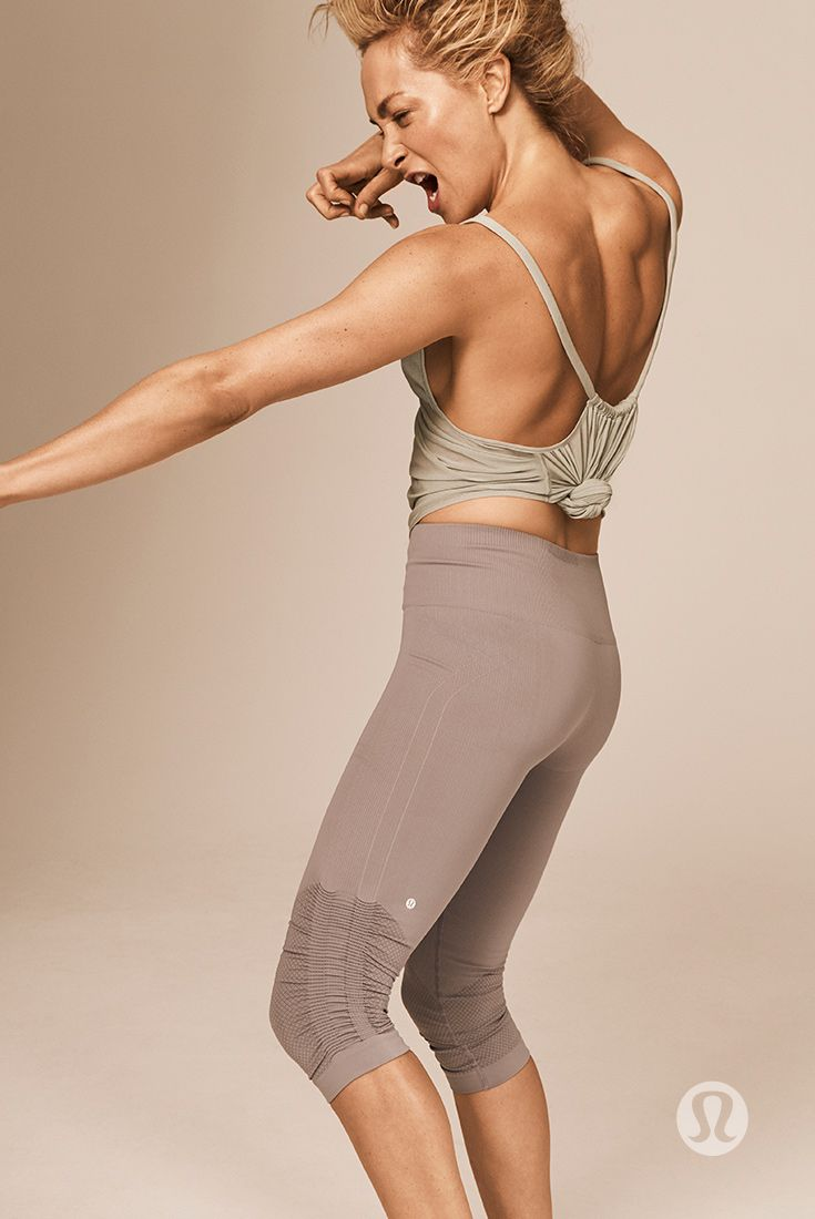 The Class by Taryn Toomey x lululemon—a limited edition collaboration.