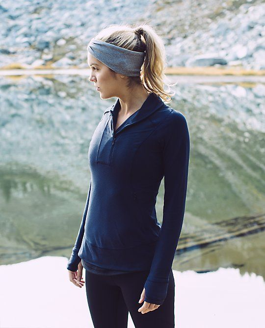 Think Fast Pullover | This toasty pullover helps us stay cozy when we're on ...