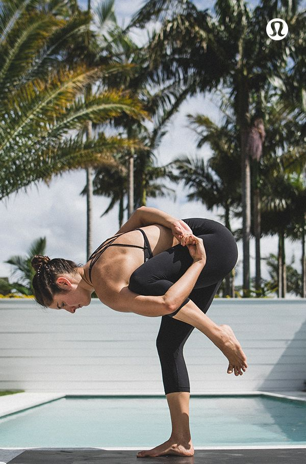 Yoga teaches us the balance between grounded-ness and lightness. And, life puts ...