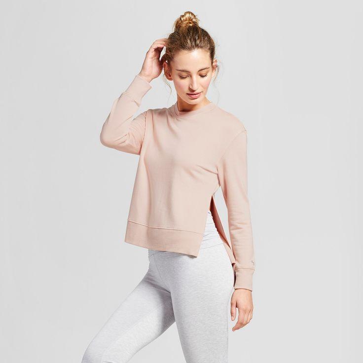 #ad Women's Cozy Layering Sweatshirt from JoyLab™ at Target