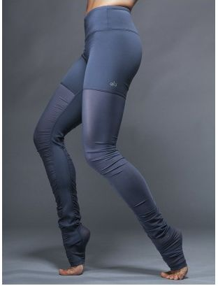 rusched tights