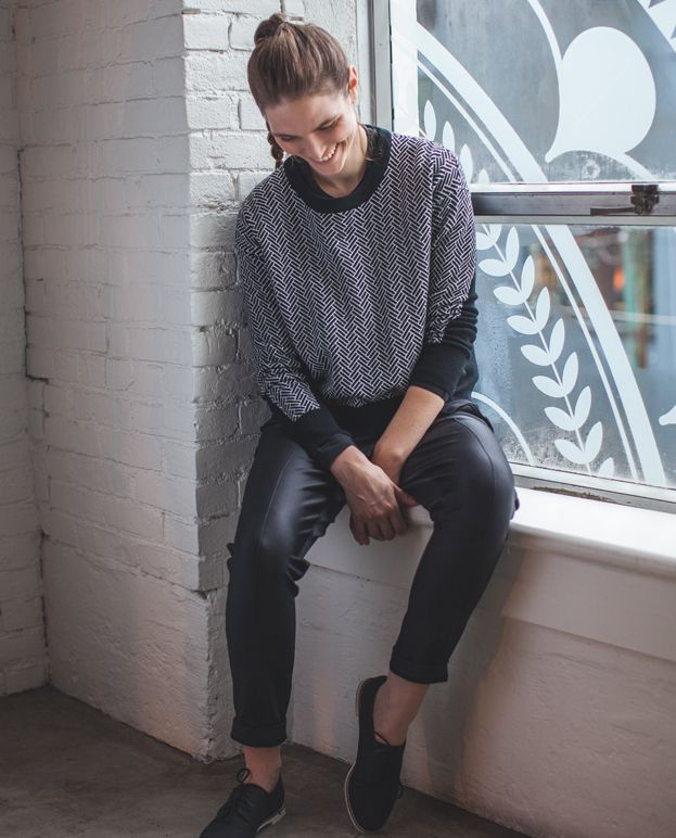 sweaters for on and off the mat