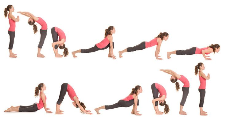 5 Reasons Sun Salutations are the Best Way to Start Your Day - See more at: yoga...