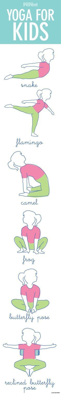 Adults aren't the only ones who are stressed. Find out how yoga can be used to...