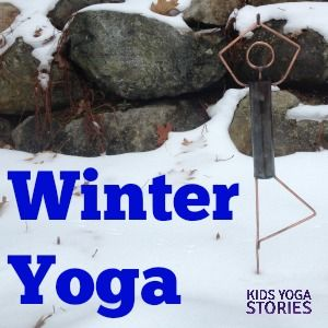 Are you looking for easy yoga poses for kids? Check out this Winter Yoga theme. ...