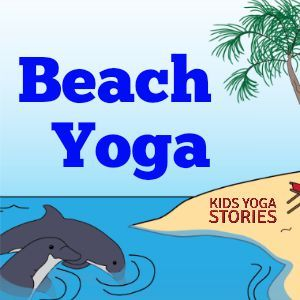 Bring the beach to your home, classroom, or studio through beach yoga! Try a bre...