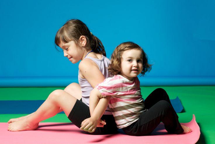 LOOK: 12 Yoga Poses Kids Will Love