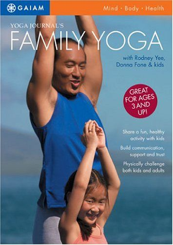 Rodney Yee: Yoga Journal's Family Yoga Yoga.com www.amazon.com/...