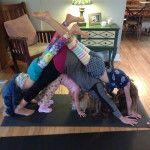 Teaching kids yoga at home   Simply Natural Mom