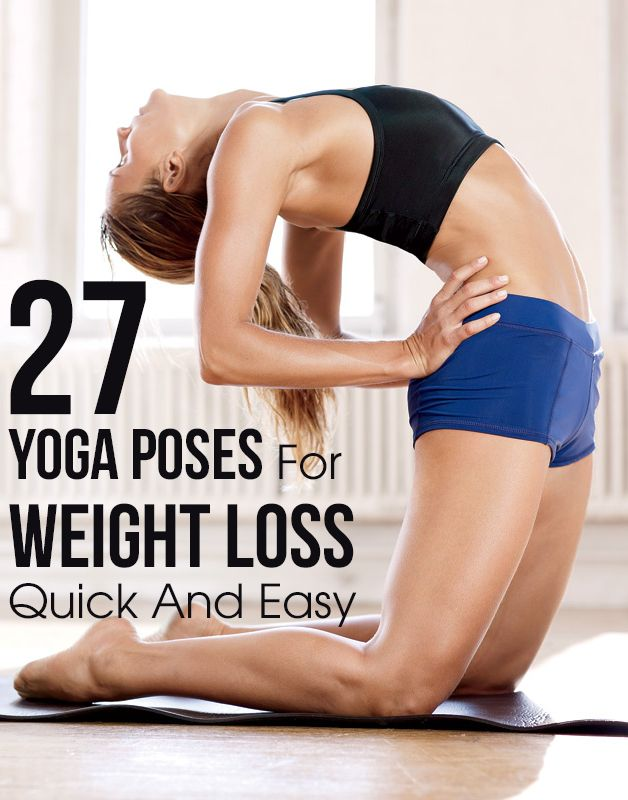 Top 27 Best Yoga Asanas For Losing Weight Quickly And Easily : In today's fast...