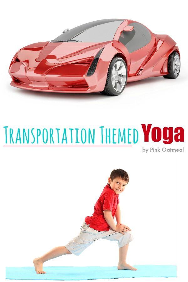 Transportation Yoga