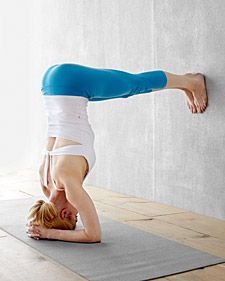 Try an (accessible) inversion once every day! Inversions help bring nutrient ric...