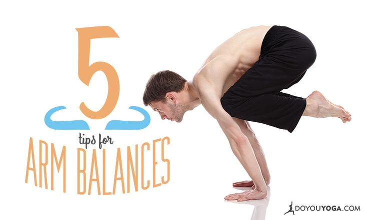 Arm balance yoga poses: A powerful core is essential. It's easy to take all th...