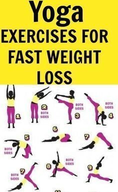 Yoga Poses Workout 5 Best Exercises For Fast Weight Loss Flat Belly FastWeightLossWomen