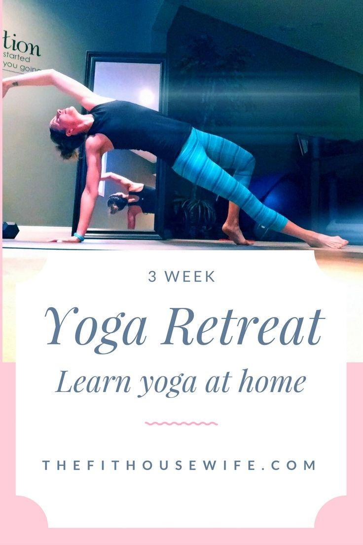 Beachbody's 3 Week Yoga Retreat | Learn Yoga From Home