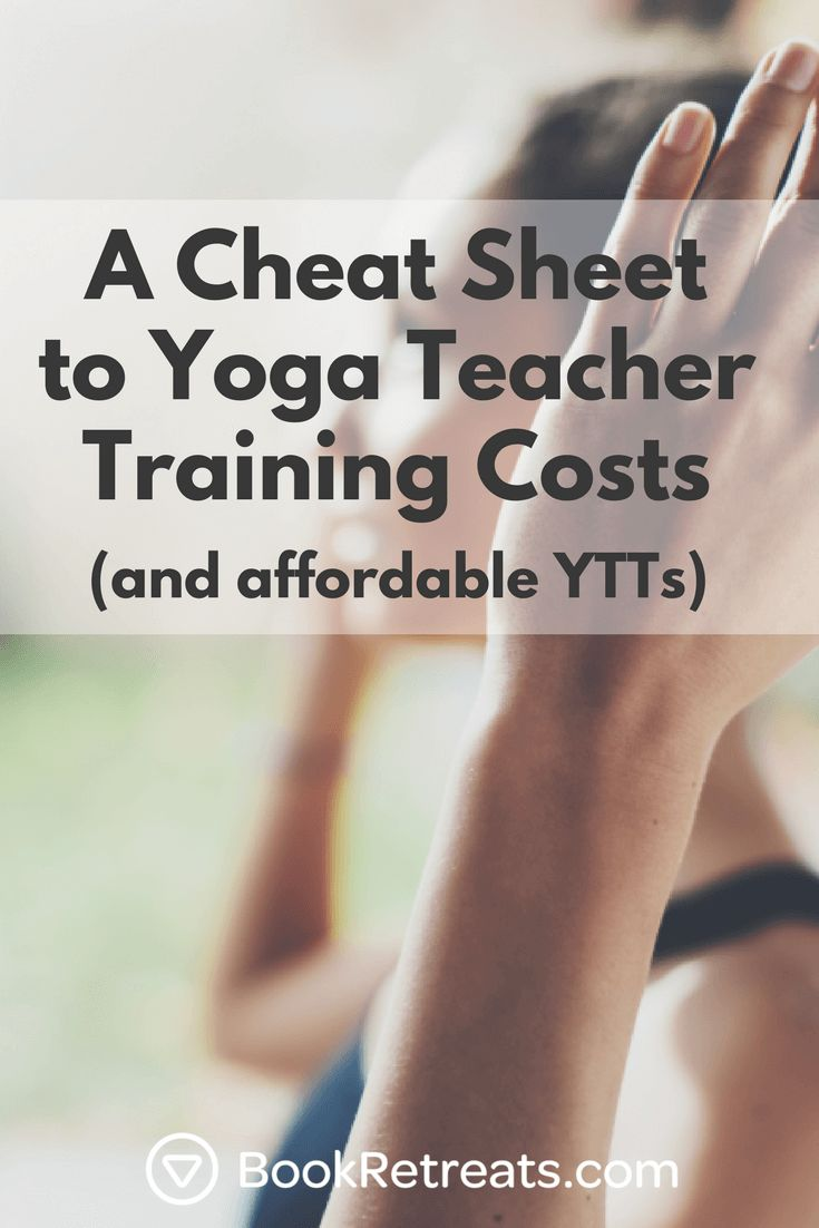 Ever wonder why yoga teacher training courses are so pricey sometimes?  In this ...