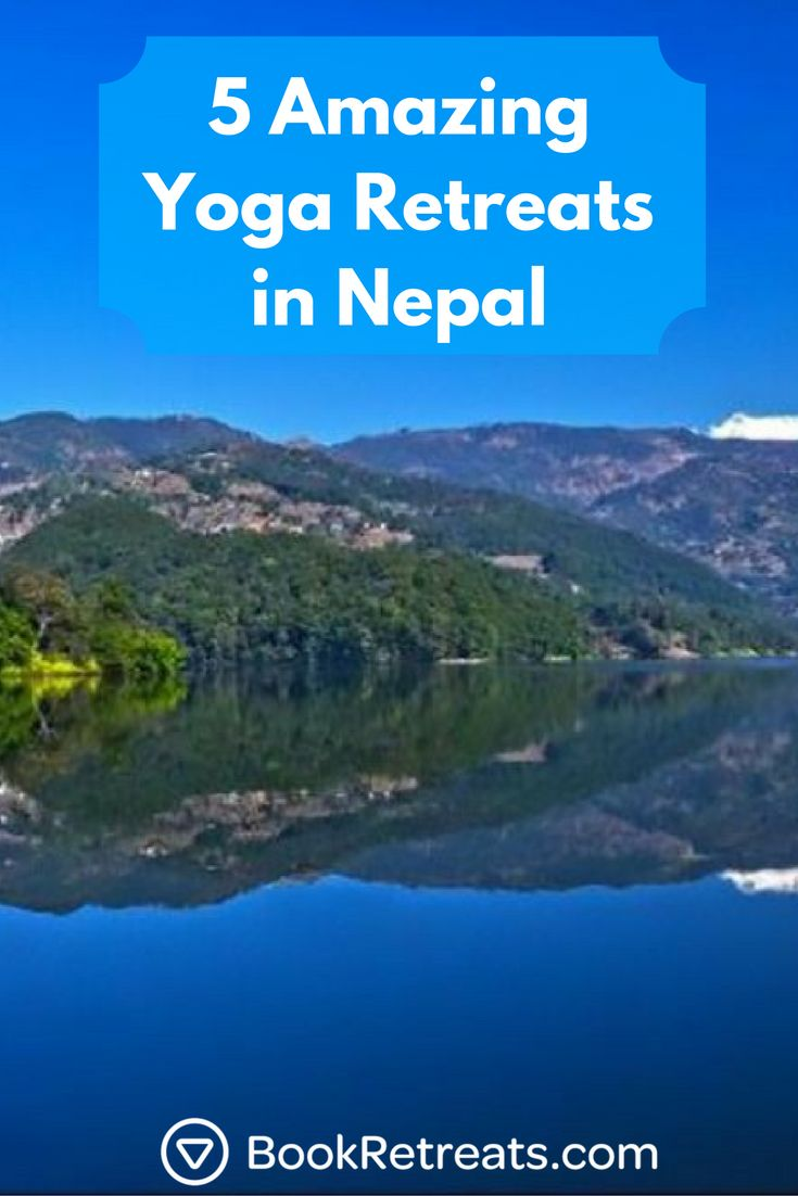 Head to magical Nepal in 2018 for a healing and rejuvenating holiday.  #yogaretr...