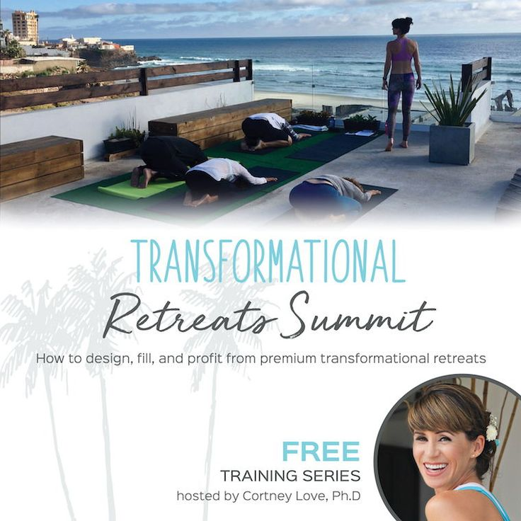 If you know you want to add retreats to your business but feel stuck because you...