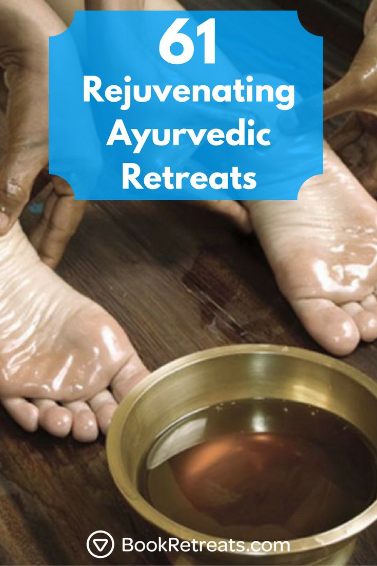 Improve your health and well-being according to the ancient wisdom of Ayurveda. ...