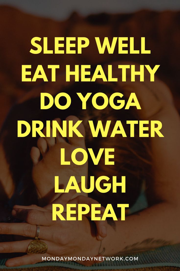 Just always repeat all of this. #yoga