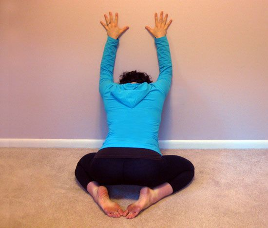 Stiff neck? Sore back? Hold stress in your shoulders? These are great stretches ...
