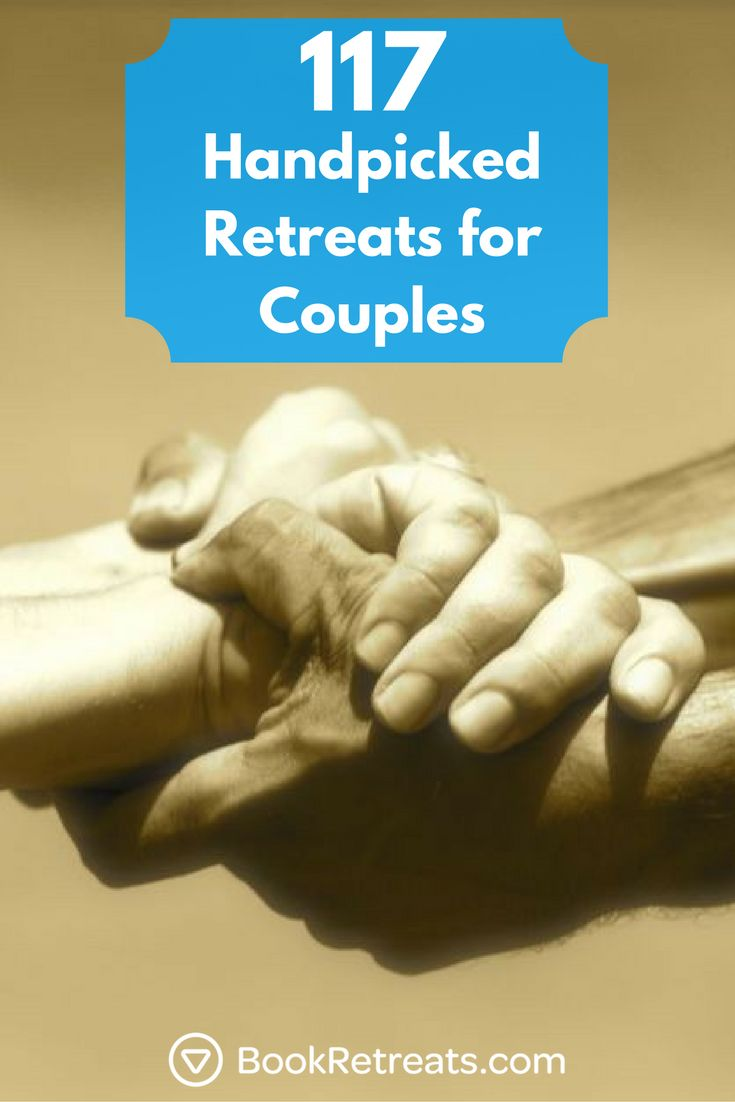 Take a vacation with your partner that will help strengthen your connection and ...