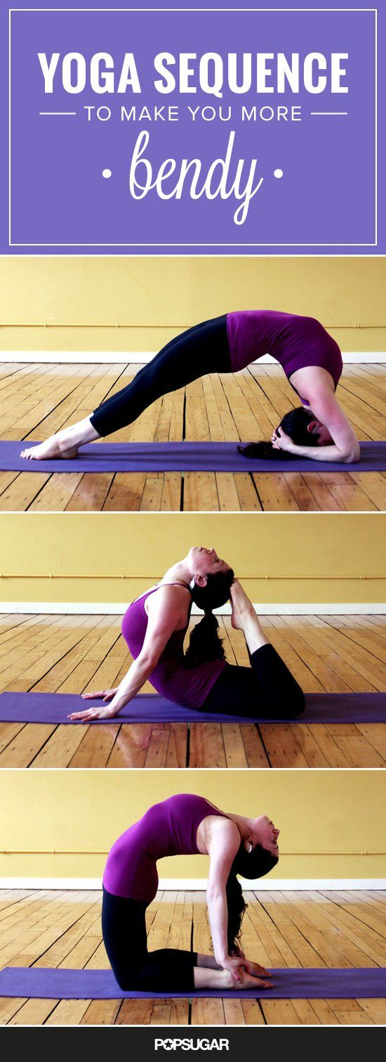 Want to Become More Flexible? Do This Yoga Sequence?