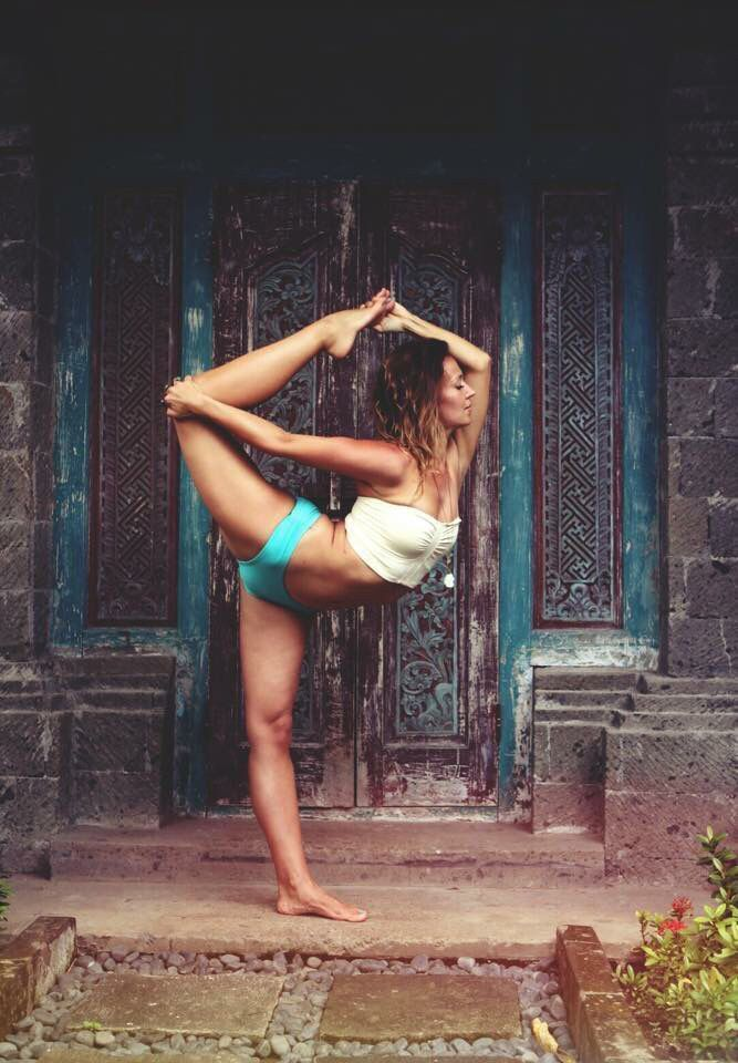 Yoga... One day I'll do this!