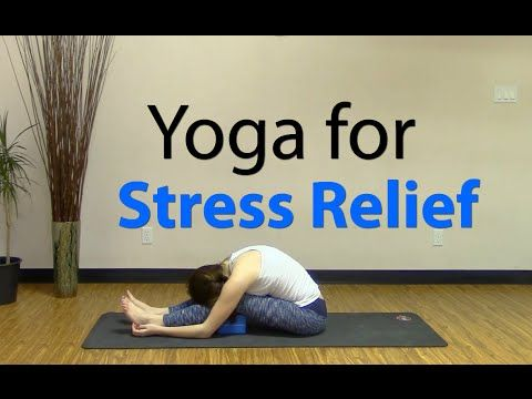 Yoga Poses : Yin Yang Yoga for Stress Relief - 35 min All