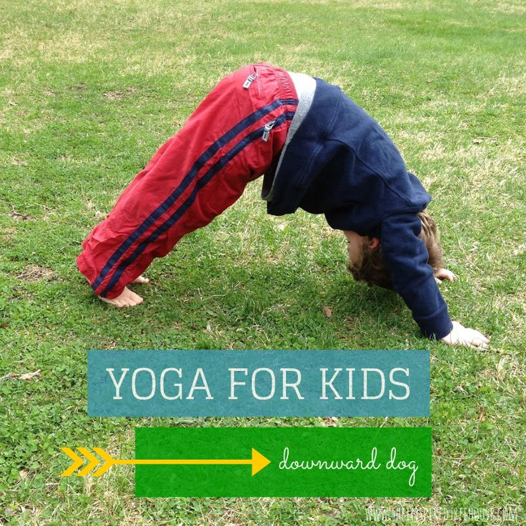 Yoga can be used as a calming approach to target attention and behavior or it ca...