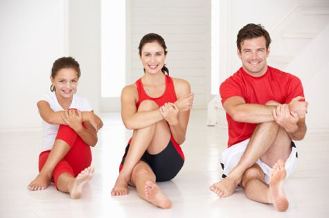 Yoga for Tight Hips and Knee Injuries Tight hips and knee injury? Sounds like th...
