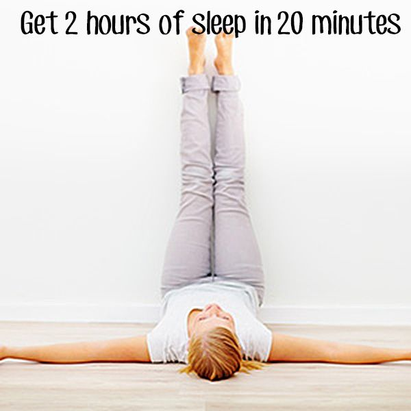 Get 2 hours of sleep in just 20 minutes by littleyellowbarn: This soothing, rest...