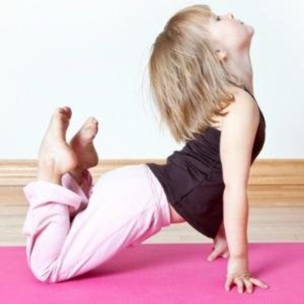 Yoga poses for children | SheKnows