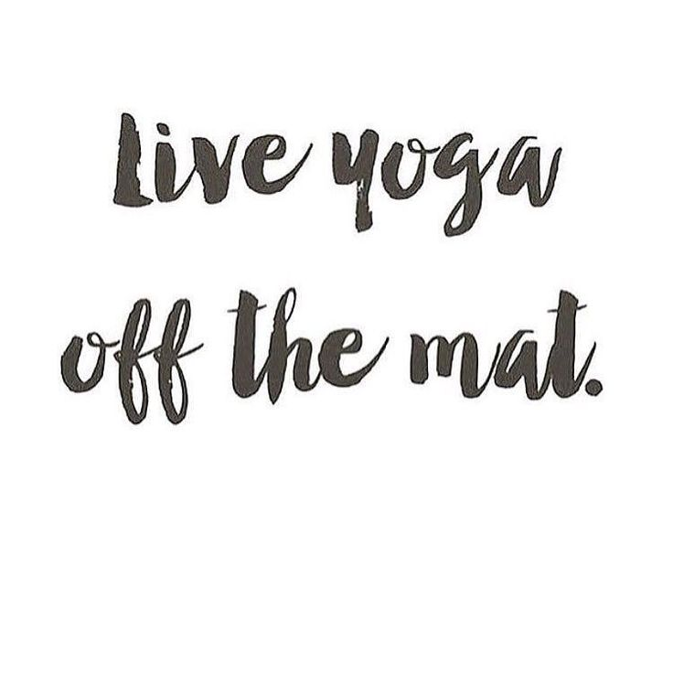 """101 Likes, 6 Comments - My Yogi Quest (@myyogiquest) on Instagram: """"Yoga isn&#..."""