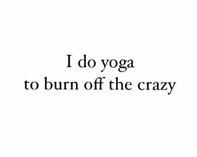 I have a lot of burning to do...lol- Yogi Therese