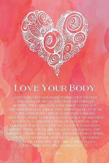 Yoga Quotes Love Your Body By Carlymarie About Yoga Blog Home