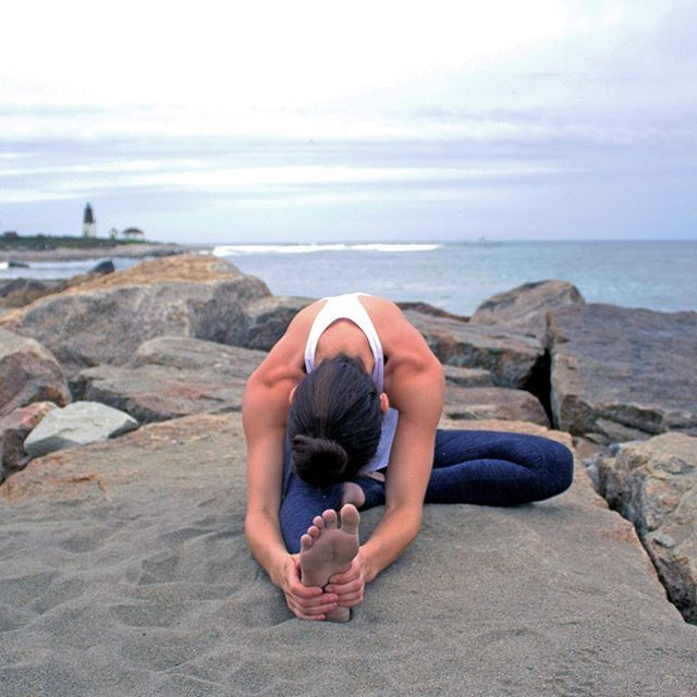 People often tell me that they can't do yoga, it's not their thing. And ...