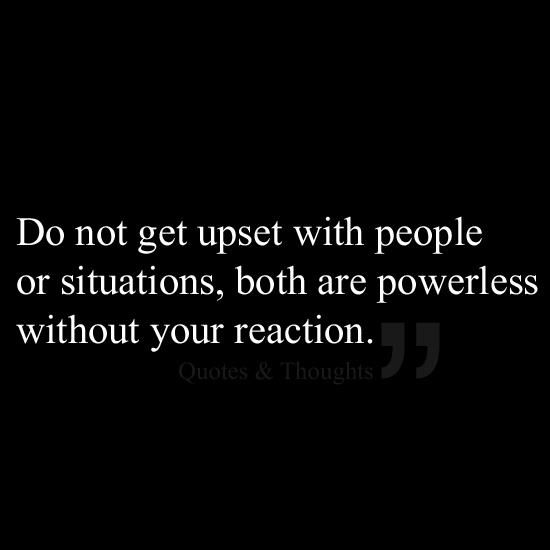 The best response to a narc is no response! If you must respond, show no emotion...