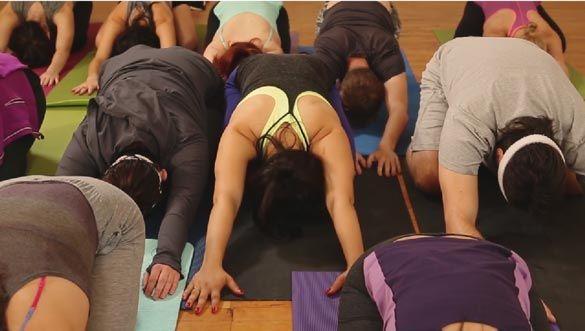The worst yoga class ever -- hilarious!