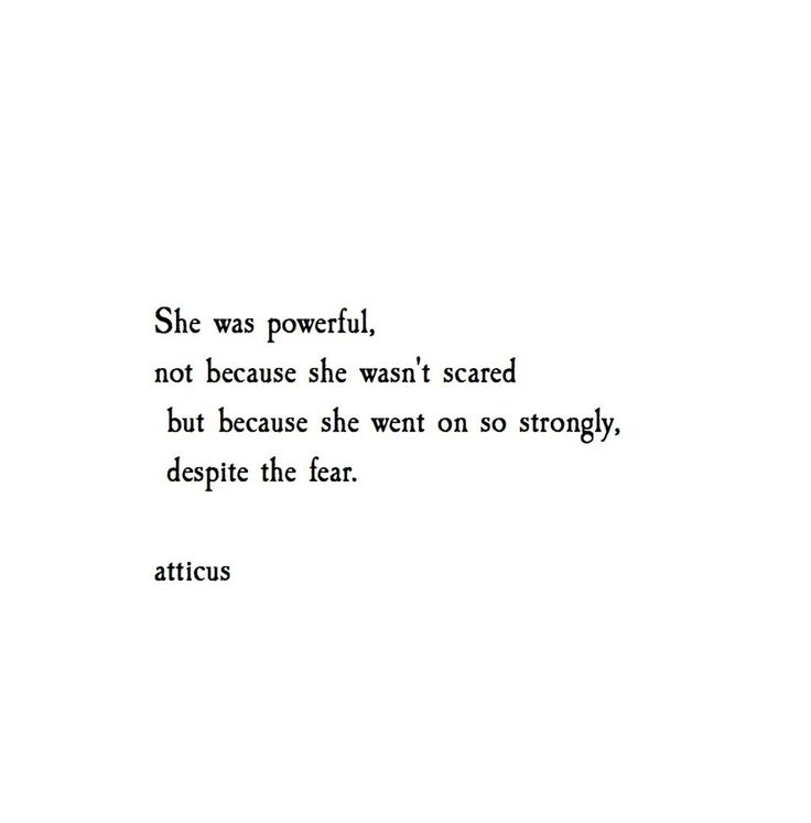 'To be Brave' Atticus Poetry #atticuspoetry