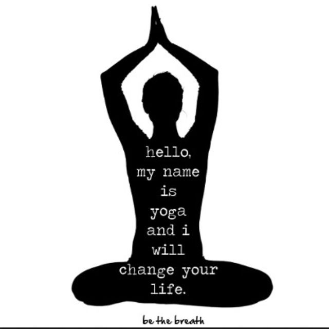 Yoga and its powerful effect.  It can not be described, it must be experienced.