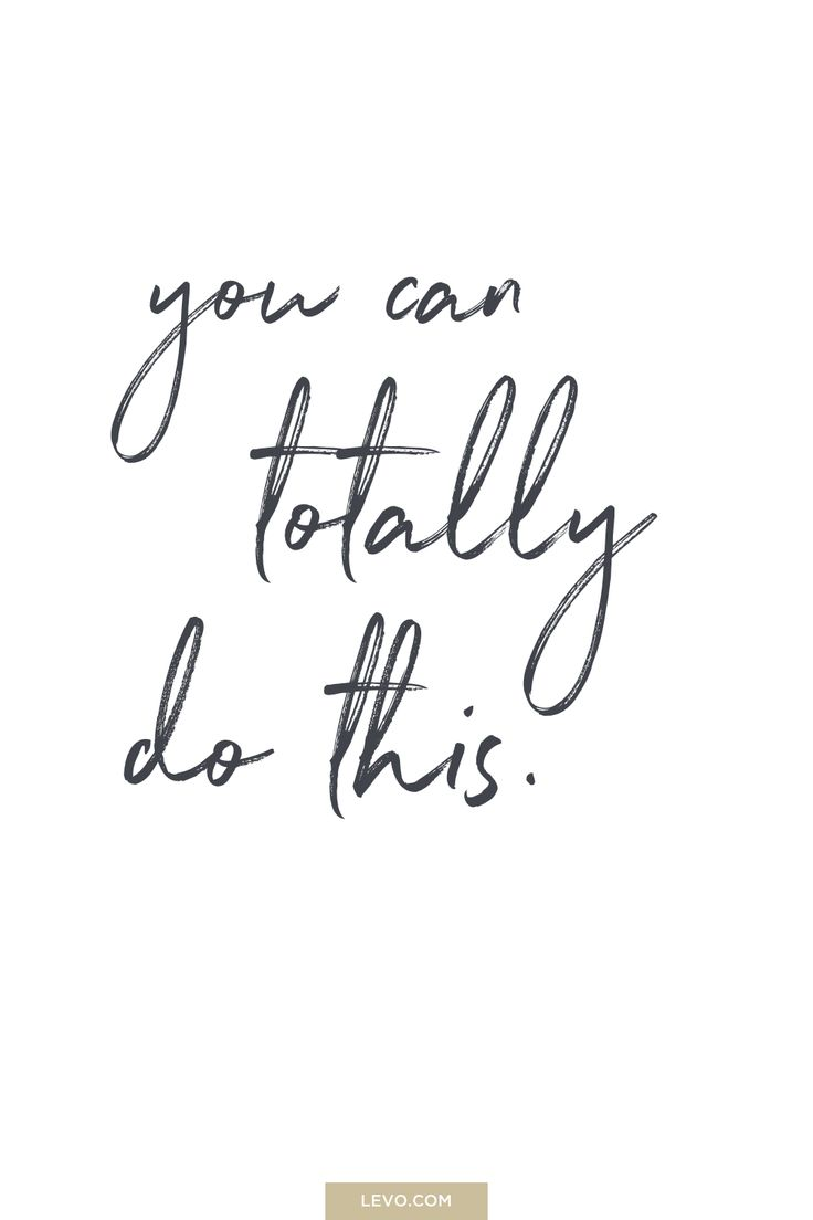 You can totally do this. - daily mantra - It's National Stress Awareness Day. Wh...