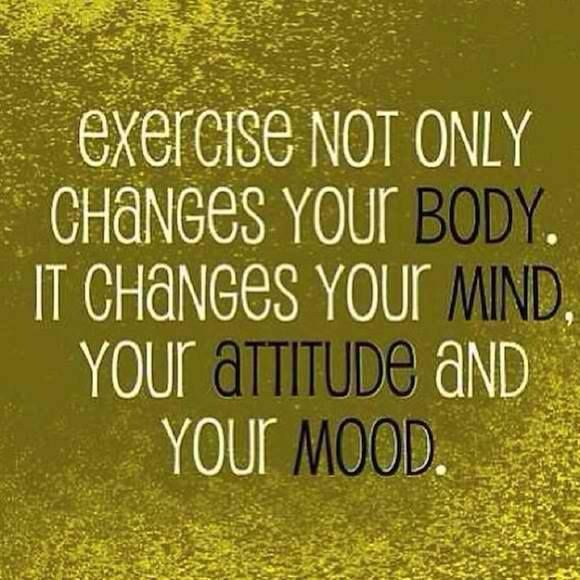 endorphins make you happy