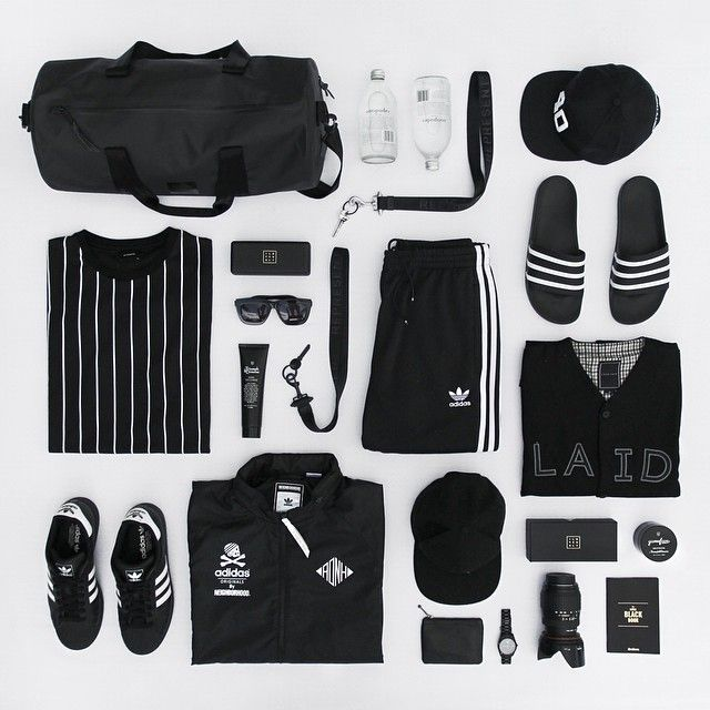 Well Packed with The Studio Collection from Herschel Supply Co.  Photo: Loic Qu...