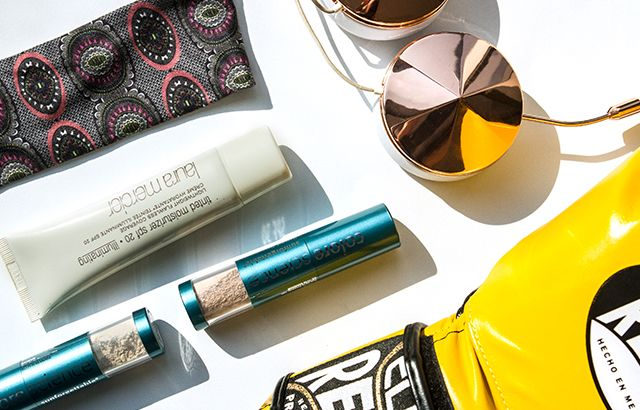 12 Beauty Essentials Every Summer Gym Bag Needs