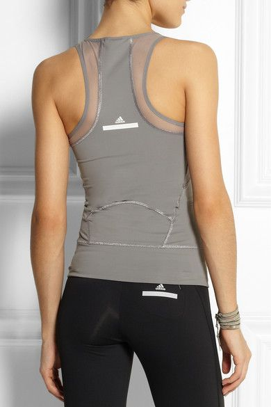 Adidas by Stella McCartney. Love this fit and look
