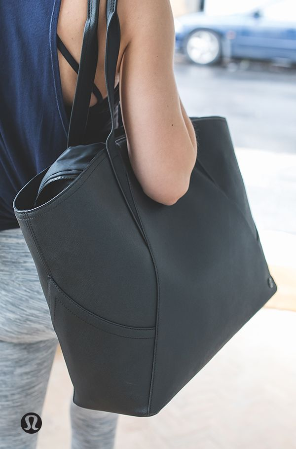 All day, catch-all. This All Day Tote keeps all of your daily essentials close, ...