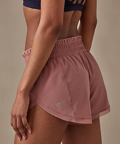I saw these shorts at lulu today. They r new. They didn't have a 4 tho