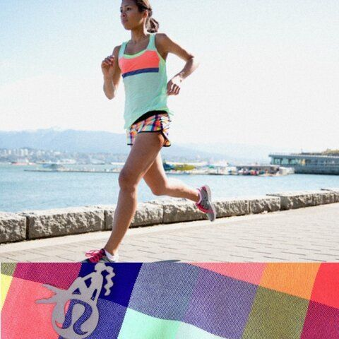 Cute running outfit-lululemon